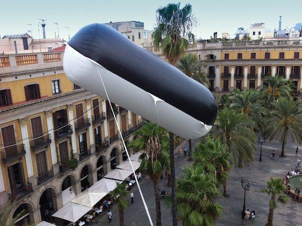 Tube 16K. HMI - 830 x 335 cm